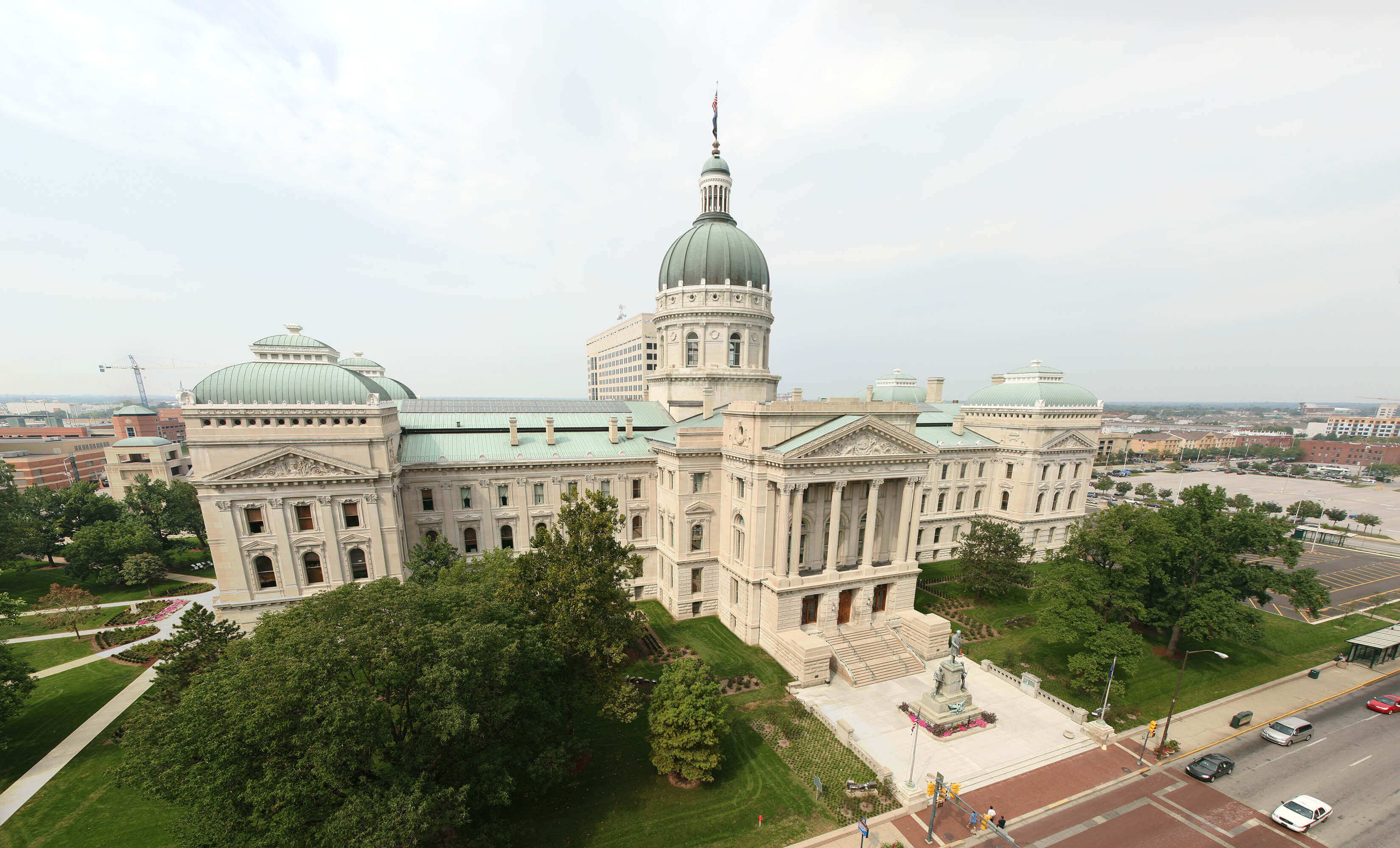 PRESS RELEASE – INDIANA SMOKE FREE ALLIANCE (ISFA) ANNOUNCES SUPPORT OF SB1