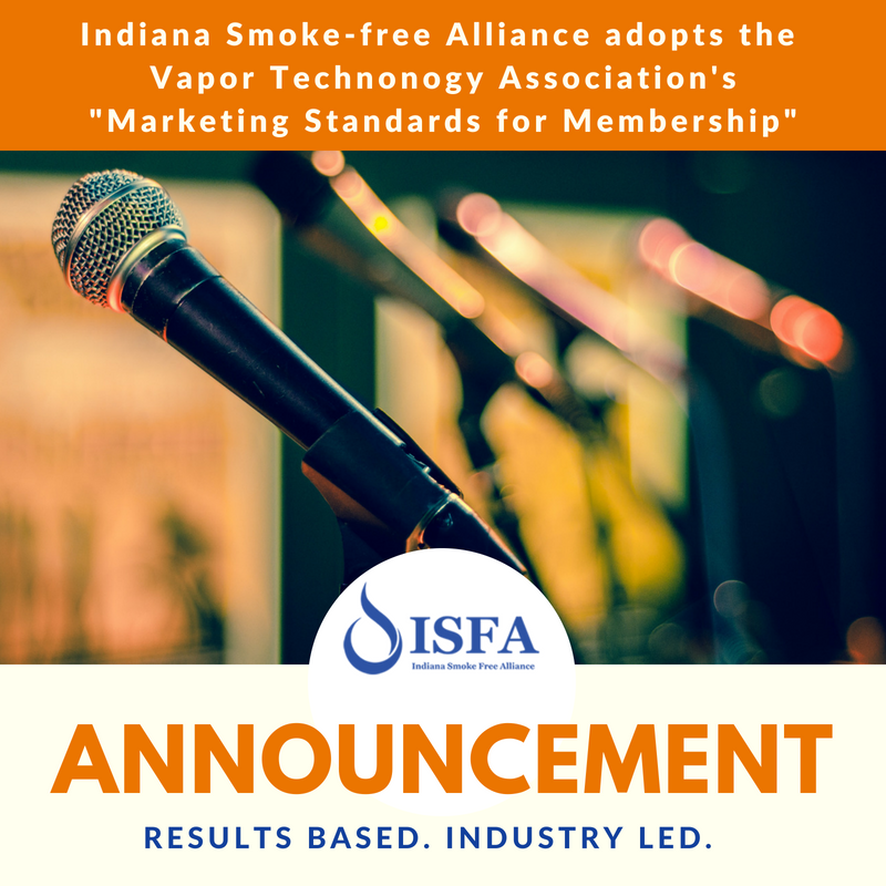 ISFA Announcement