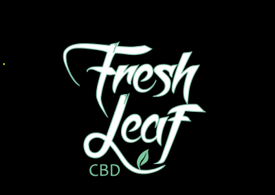 Fresh Leaf CBD LOGO