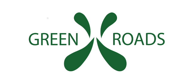 Green-Roads LOGO